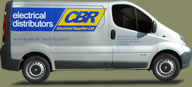 CBR Electrical distributers